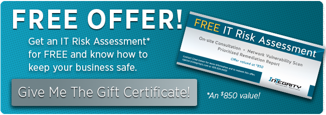 Free IT Risk Assessment